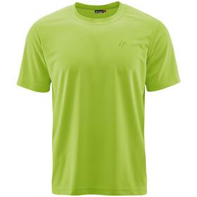 Maier Sports Walter Camiseta Manga Corta Hombre, macaw green